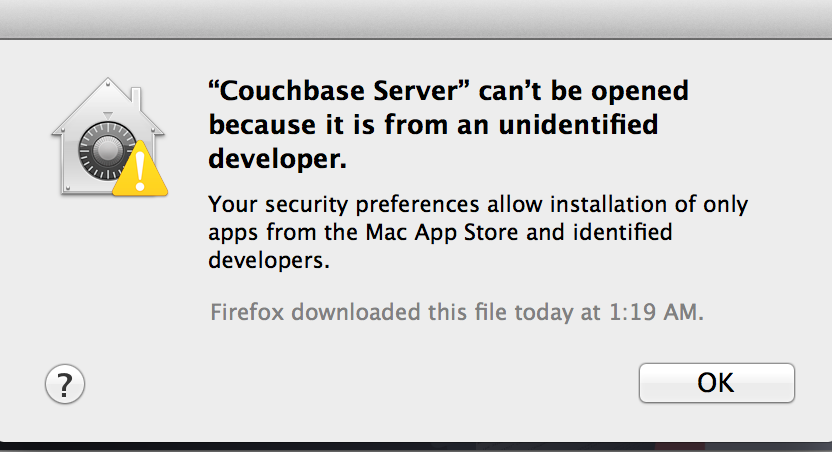 Mac OS X - Install Programs from Unidentified Developers